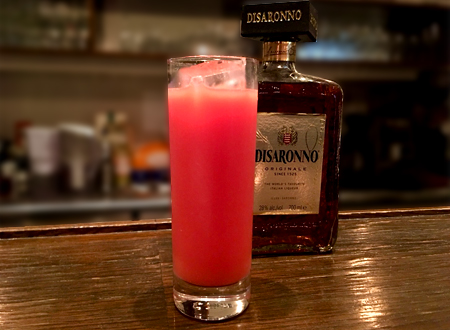 RED ORANGE COCKTAIL